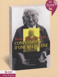 Soeur Emmanuelle - Confessions d'une religieuse. 2 CD audio MP3