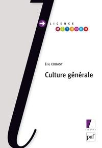 Eric Cobast - Culture générale.