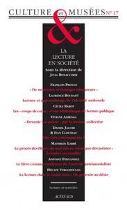 Julia Bonaccorsi - Culture & Musées N° 17 : La lecture en société.