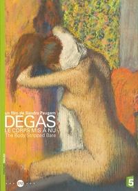 Sandra Paugam - Degas - Le corps mis à nu. 1 DVD