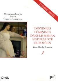 Sylvie Thorel-Cailleteau - Destinées féminines dans le roman naturaliste européen - Zola, Hardy, Fontane.