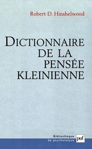 Dictionnaire de la pensée kleinienne.pdf