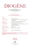 Marcelo Dascal et Jean Bingen - Diogène N° 211, Juillet-Sept : Cultures numériques - Circulations, communications, numérisation.