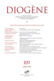 Jaynie Anderson et Iain Boyd Whyte - Diogène N° 231, Juillet 2010 : Pour une histoire transculturelle de l'art.