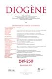 Véronique Campion-Vincent et Jean-Bruno Renard - Diogène N° 249-250, janvier- : Les théories du complot aujourd'hui.