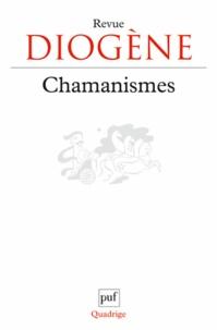 Roberte Hamayon et  Collectif - Diogène N° 396 : Chamanismes.