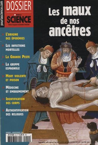 Philippe Charlier - Dossier pour la science N° 50, Janvier/Mars : Les maux de nos ancêtres.