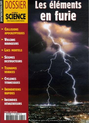 Eric Buffetaut - Dossier pour la science N° 51, Avril-juin 20 : Les éléments en furie.