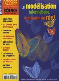 Jean-Paul Delahaye - Dossier pour la science N° 52, Juillet/Septe : La modélisation informatique, exploration du réel.