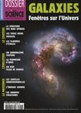 Françoise Combes et David B. Cline - Dossier pour la science N° 56, Juillet-septe : Galaxies - Fenêtres sur l'univers.