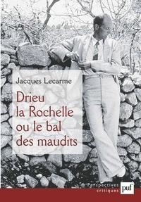 Jacques Lecarme - .