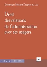 Dominique Maillard Desgrées du Loû - .