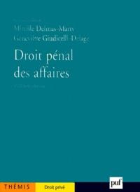 Geneviève Giudicelli-Delage et Mireille Delmas-Marty - .