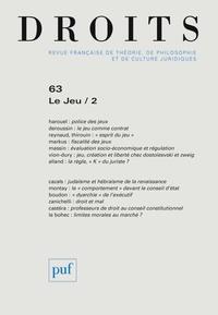 Droits N° 63/2016.pdf