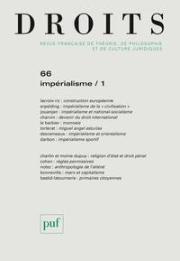 Frédéric Mériot - Droits N° 66/2017 : Impérialisme - Volume 1.