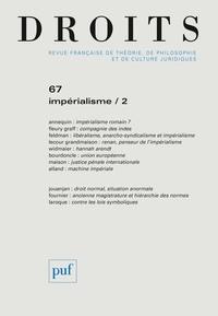 Droits N° 67/2018.pdf