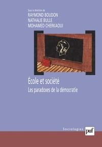 Nathalie Bulle et Raymond Boudon - .