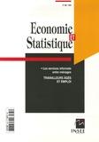 Jérôme Gautié et Claude Minni - Economie et statistique N° 368, 2003 : Travailleurs âgés et emploi - Suivi de Les services informels entre ménages.