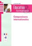 Claude Sauvageot - Education & formations N° 78, Novembre 2008 : Comparaisons internationales.