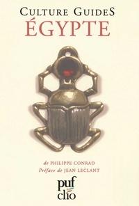 Philippe Conrad - Egypte.