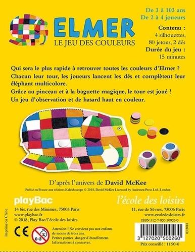 Elmer. Le jeu des couleurs