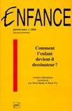 René Pry et René Baldy - Enfance Volume 57, N° 1/2005 : Comment l'enfant devient-il dessinateur ?.