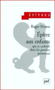 Roger Perron - .