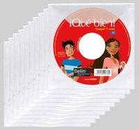 Espagnol 1re année Qué bien! - Pack 10 CD audio.pdf
