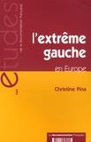Christine Pina - Etudes N° 5222 : L'extrême gauche en Europe.