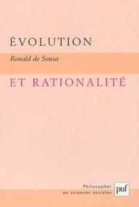 Ronald de Sousa - Evolution et rationalité.