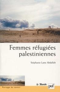 Femmes réfugiées palestiniennes.pdf