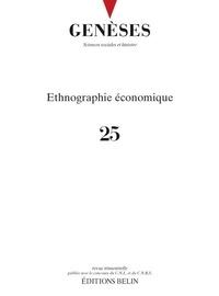 Susanna Magri - Genèses N° 25 : Ethnographie économique.