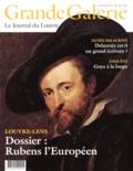 Jean-Luc Martinez - Grande Galerie N° 24, Juin-juillet- : Rubens l'Européen.