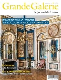 Jean-Luc Martinez - Grande Galerie N° 28, Juin-juillet- : De Louis XIV à Marie-Antoinette, un art de vivre à la française.