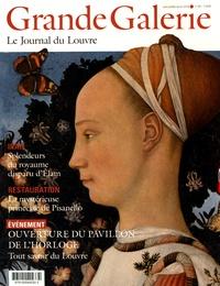 Jean-Luc Martinez - Grande Galerie N° 36, juin-juillet- : Ouverture du pavillon de l'Horloge.