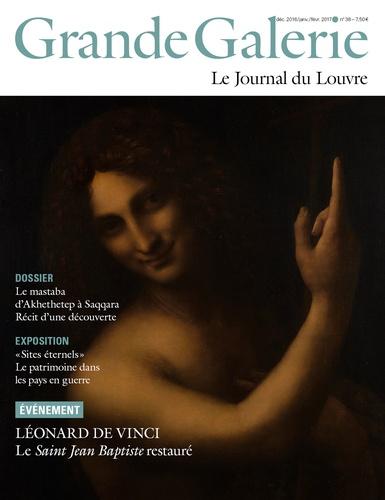 Jean-Luc Martinez - Grande Galerie N° 38, décembre 2016 : .