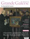 Jean-Luc Martinez - Grande Galerie N° 40, juin-juillet- : .