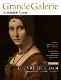 Jean-Luc Martinez - Grande Galerie N° 42, décembre 2017 : Louvre Abou Dabi.