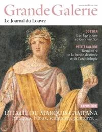 Jean-Luc Martinez - Grande Galerie N° 45, automne 2018 : Les Egyptiens et leurs mythes.