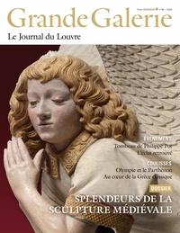 Sophie Jugie et Pierre-Yves Le Pogam - Grande Galerie N° 46, Hiver 2018-20 : Chefs-d'oeuvre de la sculpture française au Moyen Age.