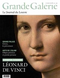 Jean-Luc Martinez - Grande Galerie N° 49, automne 2019 : Léonard de Vinci.