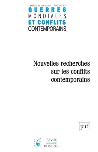 PUF - Guerres mondiales et conflits contemporains N° 283, juillet-sept : Nouvelles recherches sur les conflits contemporains.