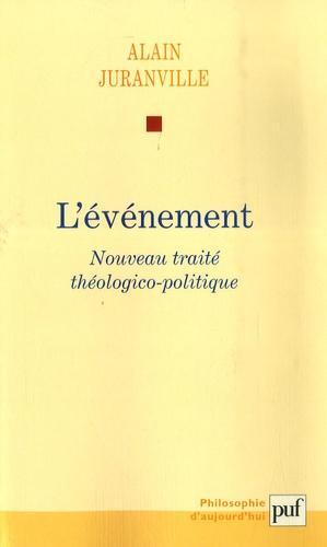Alain Juranville - Histoire et savoir philosophique - Tome 1, L'événement.