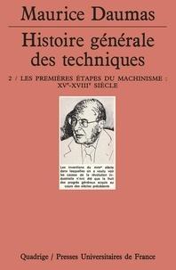 Maurice Daumas - .