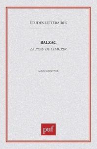 """Alain Schaffner - Honoré de Balzac, """"La peau de chagrin""""."""