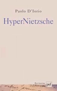 Paolo D'Iorio et  Collectif - HyperNietzsche.