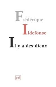 Frédérique Ildefonse - Il y a des dieux.