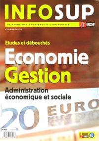 Hervé de Monts de Savasse - Infosup N° 215, Mai-Juin 200 : Economie Gestion - Etudes et débouchées.