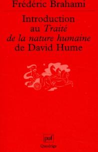 Frédéric Brahami - Introduction au Traité de la nature humaine de David Hume.