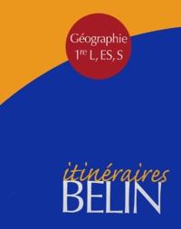 Rémy Knafou et Stéphan Arias - Itinéraires géographie, Livre du Professeur - L'Europe et la France.